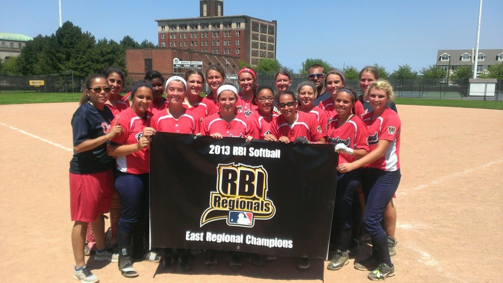 2013 East Region Champs - Softball
