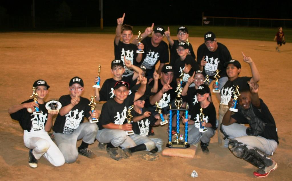 2013 Little F Champions