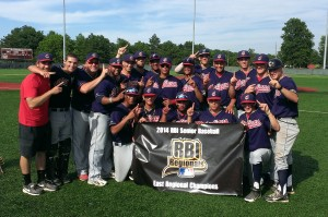 2014 RBI East Regional Champs - Sr Baseball