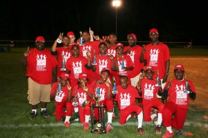 2014 Little F League Champions - Woodstock Black Sox