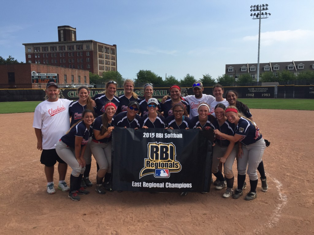 Cle Fast Pitch Champs 2015
