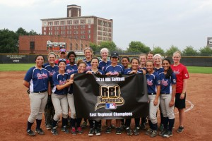 2014 RBI East Region Champs - Softball